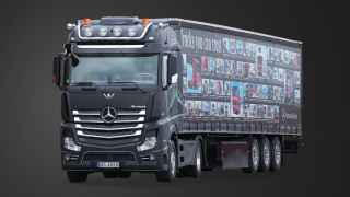 Actros 1851 Trucks you can trust.