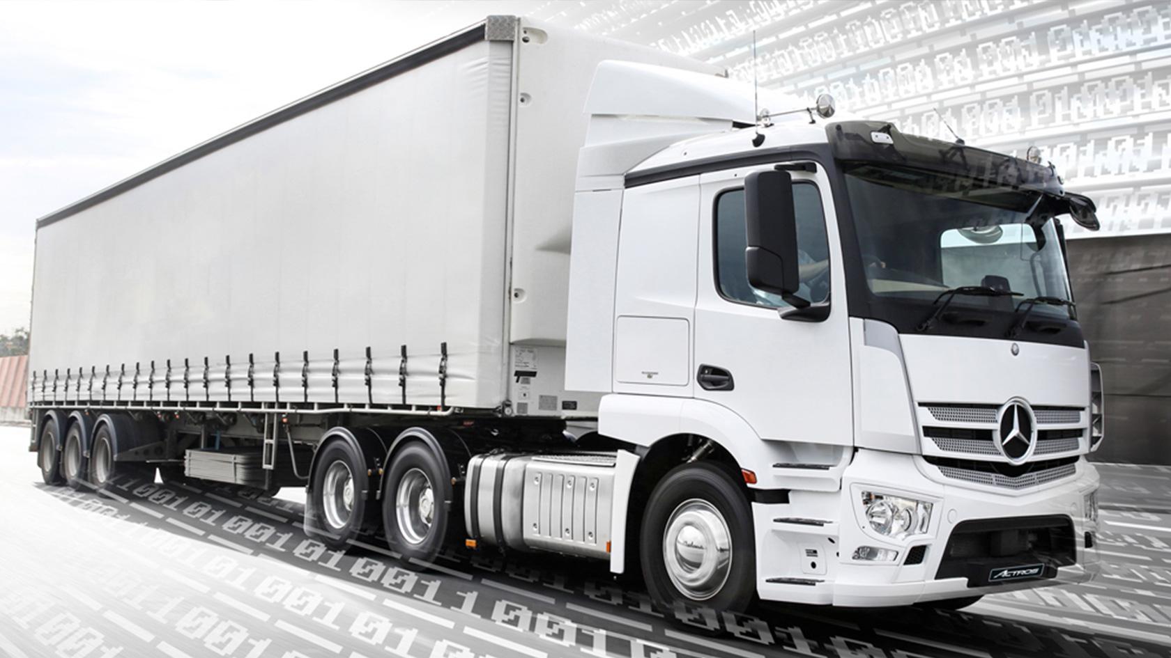 Telematics – Mercedes-Benz Trucks – Trucks you can trust
