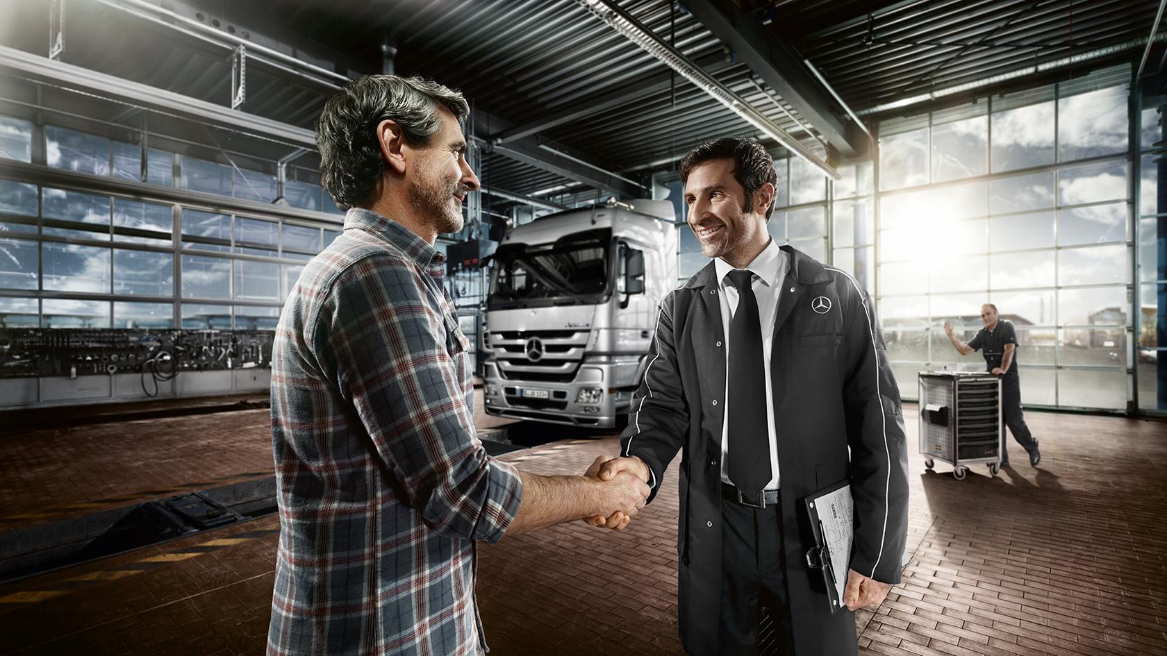 Professional Workshop Services: Mercedes-Benz Service ...