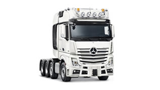 Actros do 250 tona
