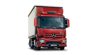 Optimaler Werterhalt Mercedes Benz Lkw Trucks You Can Trust