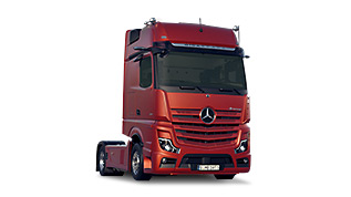 The new Actros