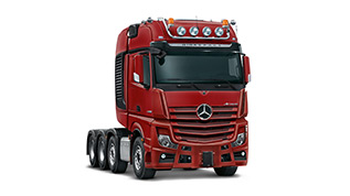 Nový Actros do 250 tun