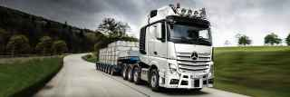Actros SLT (SFTP)