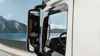 Side window wind deflector