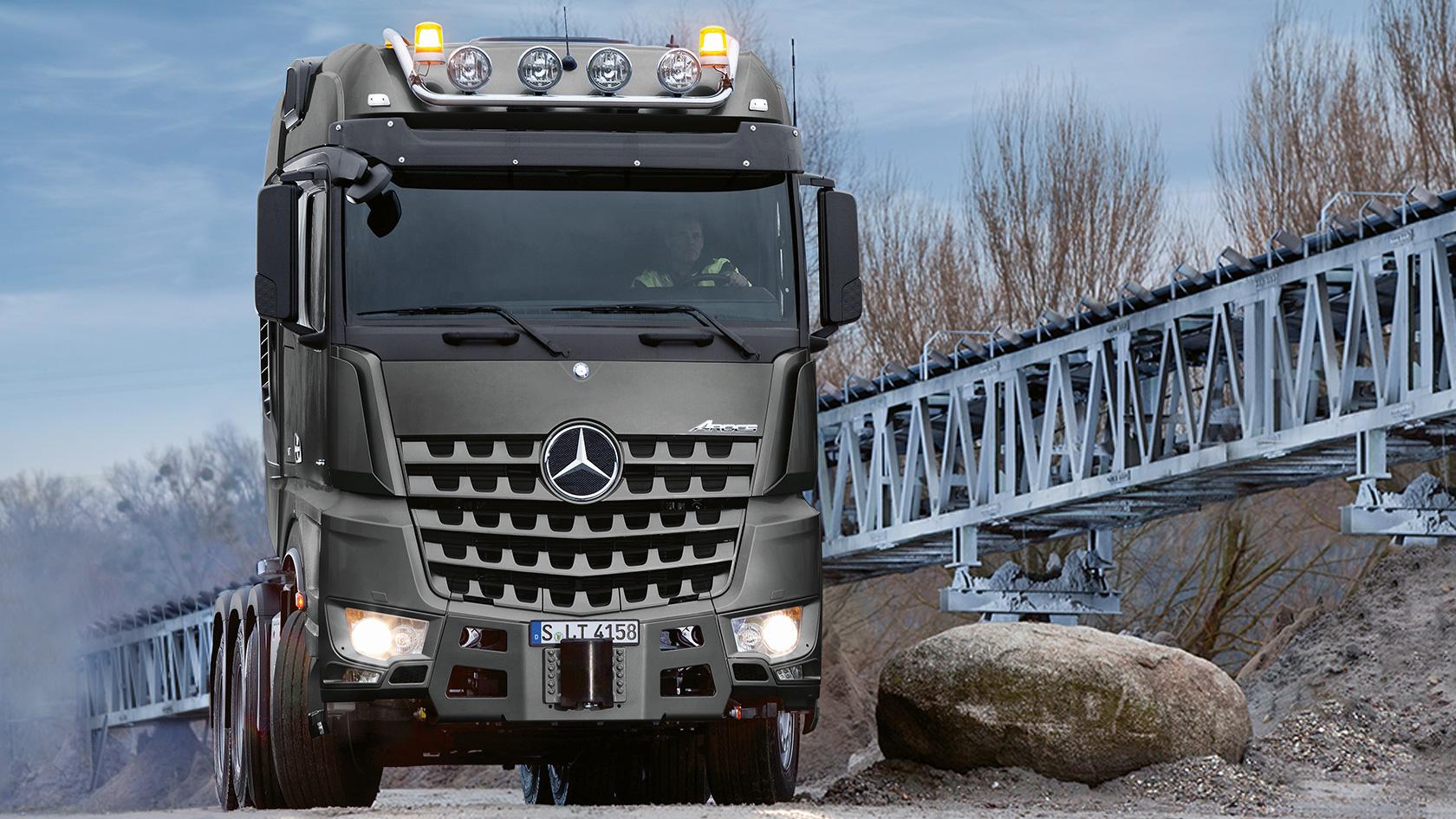 Arocs SLT – Mercedes-Benz nákladné automobily 0b30d4a9e21