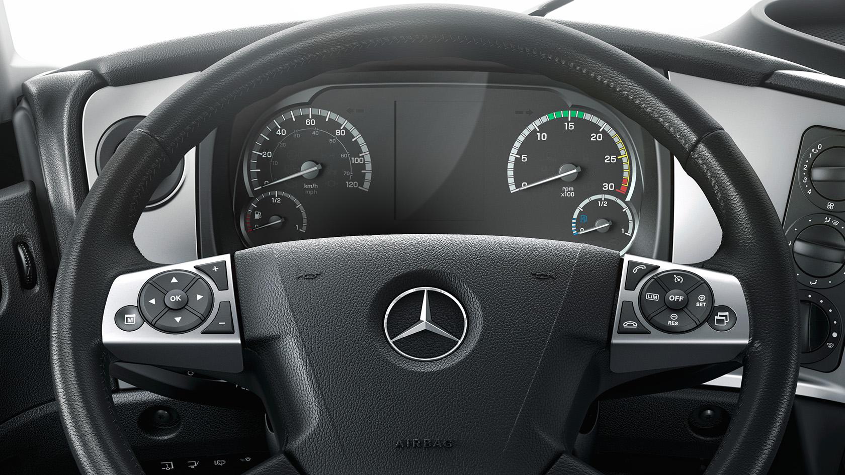 Mercedes Benz Accessories >> Atego Genuine Accessories Mercedes Benz Trucks Uk Trucks You