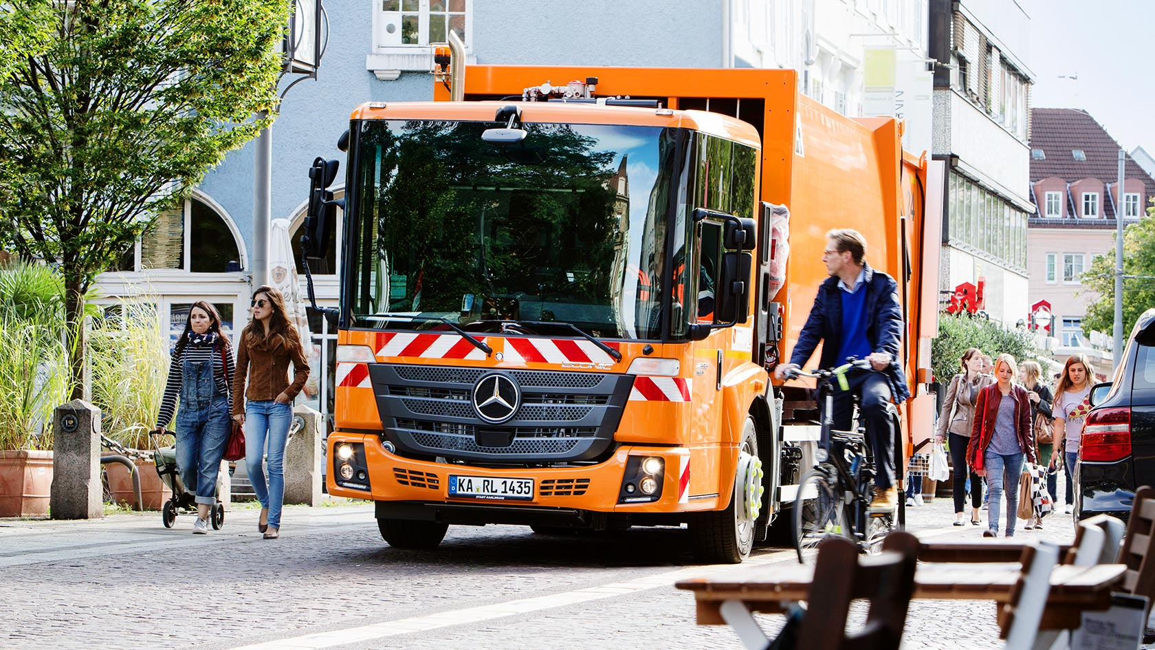 Econic: Highlights and other facts – Mercedes-Benz Trucks
