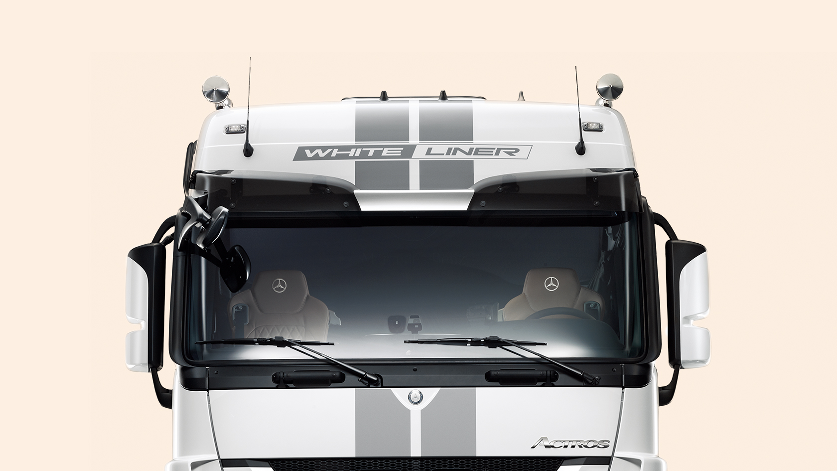 Actros: Cabs – Mercedes-Benz Trucks – Trucks you can trust