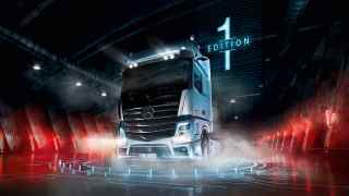 Modelul special Actros Edition 1