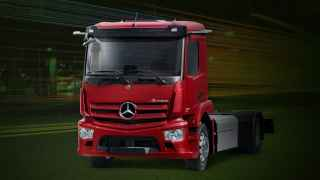 Le nouvel Actros NGT