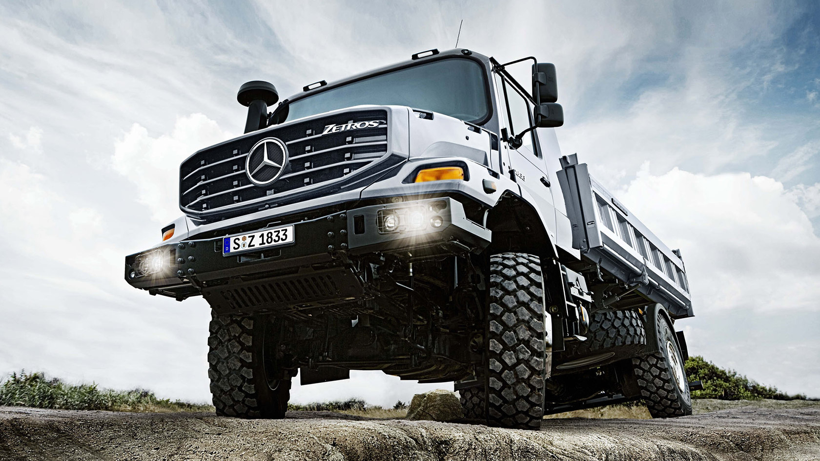 Comfort Mercedes Benz Trucks