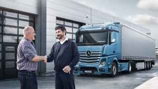 Mercedes-Benz Service Contracts